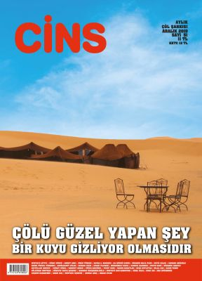 CİNS - ARALIK 2019 / SAYI 051