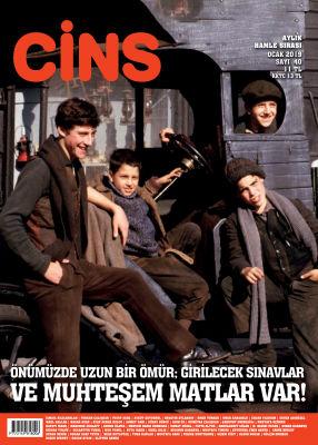 CİNS - OCAK 2019 / SAYI 040