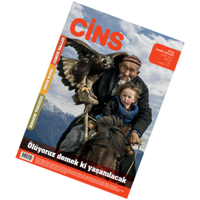 CİNS - EKİM 2017 / SAYI 025