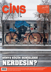 DERGİ - CİNS - TEMMUZ 2018 / SAYI 034