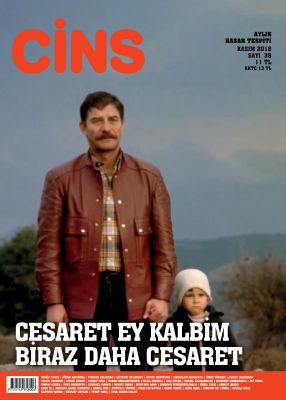 CİNS - KASIM 2018 / SAYI 038