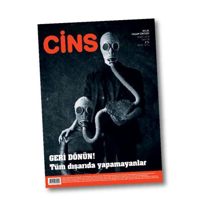 CİNS - MART 2018 / SAYI 030