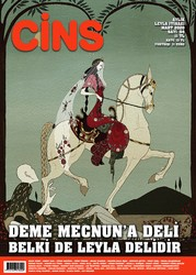 DERGİ - CİNS - MART 2020 / SAYI 054