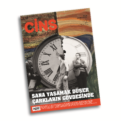 DERGİ - CİNS - MAYIS2018 / SAYI 032