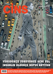 DERGİ - CİNS - MAYIS 2019 / SAYI 044
