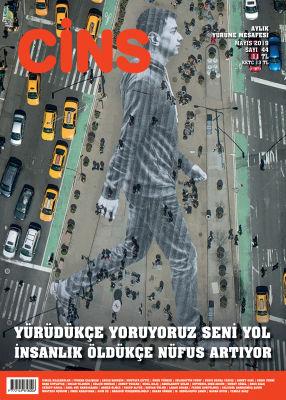 CİNS - MAYIS 2019 / SAYI 044