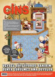DERGİ - CİNS - MAYIS 2021 / SAYI 068