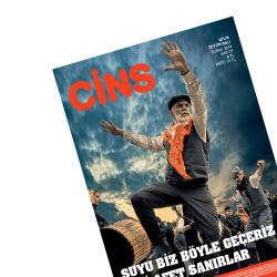 DERGİ - CİNS - ŞUBAT 2018 / SAYI 029