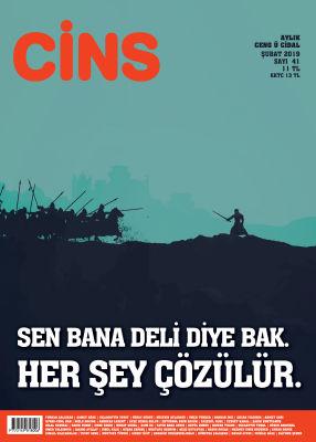 CİNS - ŞUBAT 2019 / SAYI 041