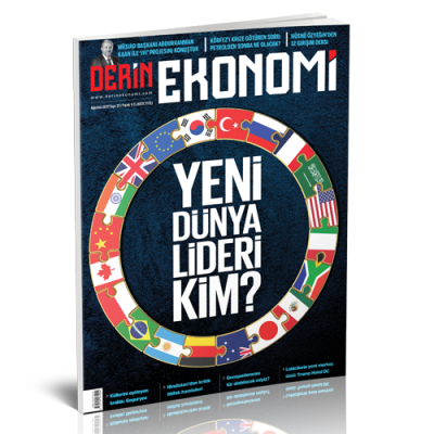 DERİN EKONOMİ - AĞUSTOS 2017 / SAYI 027
