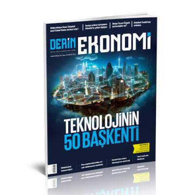 DERİN EKONOMİ - ARALIK 2018 / SAYI 043