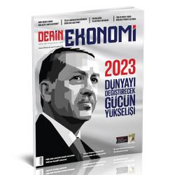 DERGİ - DERİN EKONOMİ - TEMMUZ 2018 / SAYI 038