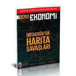 DERGİ - DERİN EKONOMİ - MART 2016 / SAYI 010