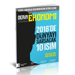 DERGİ - Derin Ekonomi - Ocak 2018