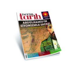 DERGİ - Derin Tarih - Ağustos 2014