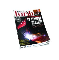 DERGİ - DERİN TARİH - AĞUSTOS 2016 / SAYI 053