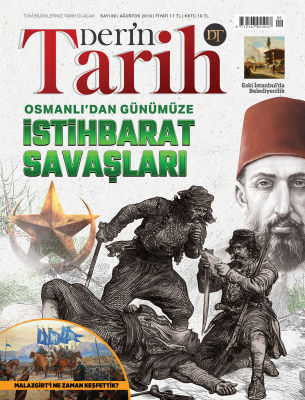 DERİN TARİH - AĞUSTOS 2019 / SAYI 089