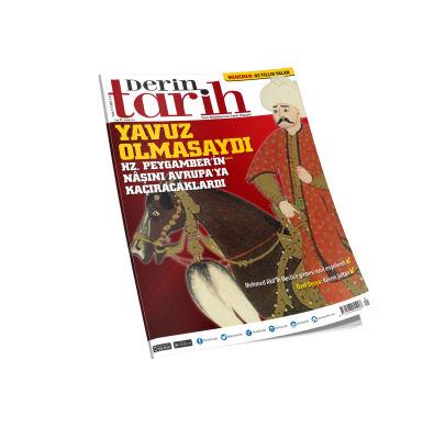 DERİN TARİH - ARALIK 2015 / SAYI 045