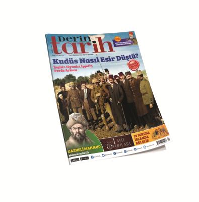 DERİN TARİH - ARALIK 2017 / SAYI 069