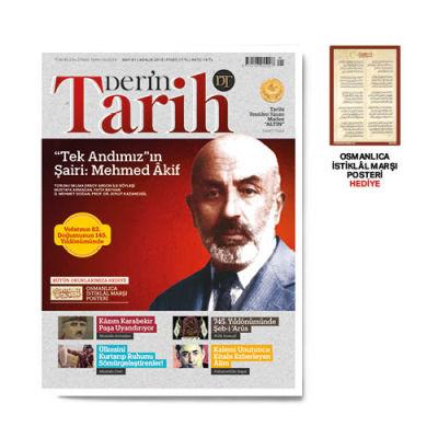 DERİN TARİH - ARALIK 2018 / SAYI 081