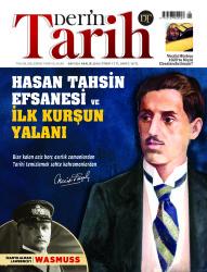 DERGİ - DERİN TARİH - ARALIK 2019 / SAYI 093