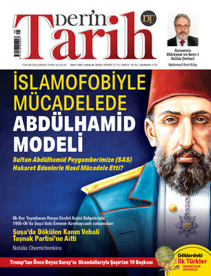DERİN TARİH - ARALIK 2020 / SAYI 105
