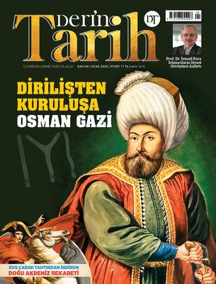 DERİN TARİH - OCAK 2020 / SAYI 094