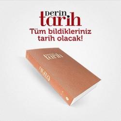 DERGİ - DERİN TARİH - CİLT 1