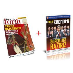 DERGİ - DERİN TARİH - Z-RAPORU (2 DERGİ YILLIK ABONELİK)