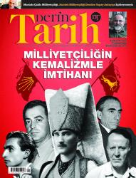 DERGİ - Derin Tarih - Ekim 2019
