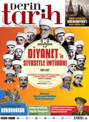DERİN TARİH - EYLÜL 2017 / SAYI 066