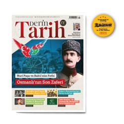 DERGİ - DERİN TARİH - EYLÜL 2018 / SAYI 078