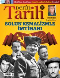 DERGİ - DERİN TARİH - EYLÜL 2019 / SAYI 090