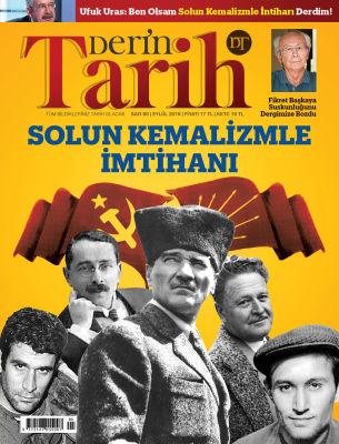 DERİN TARİH - EYLÜL 2019 / SAYI 090