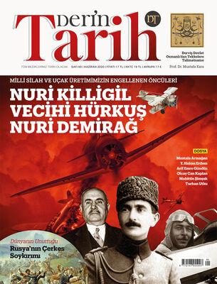DERİN TARİH - HAZİRAN 2020 / SAYI 099