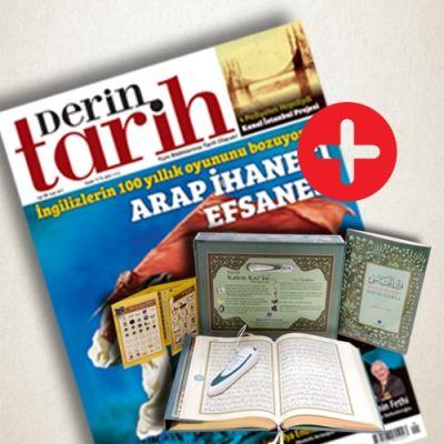 Derin Tarih - Kalem Kur´an-ı Kerim