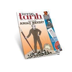 DERGİ - DERİN TARİH - KASIM 2012 / SAYI 008