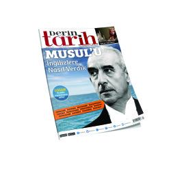 DERGİ - DERİN TARİH - KASIM 2016 / SAYI 056
