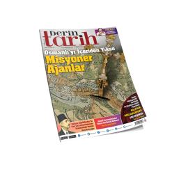 DERGİ - Derin Tarih - Kasım 2017