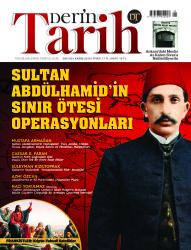 DERGİ - DERİN TARİH - KASIM 2019 / SAYI 092