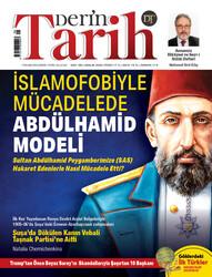 DERGİ - DERİN TARİH - ARALIK 2020 / SAYI 105