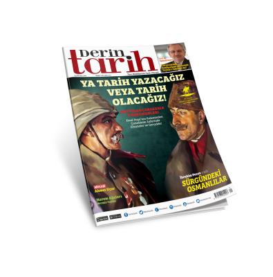 DERİN TARİH - MART 2018 / SAYI 072