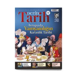 DERGİ - DERİN TARİH - MART 2019 / SAYI 084