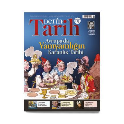 DERİN TARİH - MART 2019 / SAYI 084