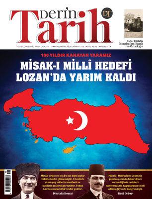 DERİN TARİH - MART 2020 / SAYI 096