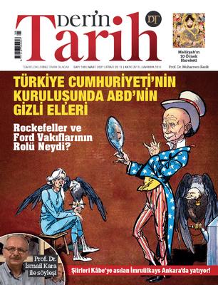 DERİN TARİH - MART2021 / SAYI 108