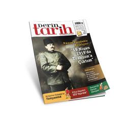 DERGİ - DERİN TARİH - NİSAN 2012 / SAYI 001