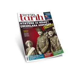 DERGİ - DERİN TARİH - NİSAN 2014 / SAYI 025