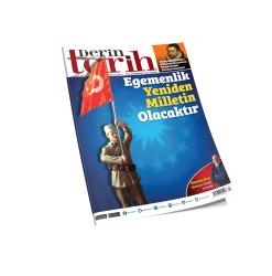 DERGİ - Derin Tarih - Nisan 2017