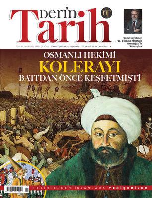DERİN TARİH - NİSAN 2020 / SAYI 097